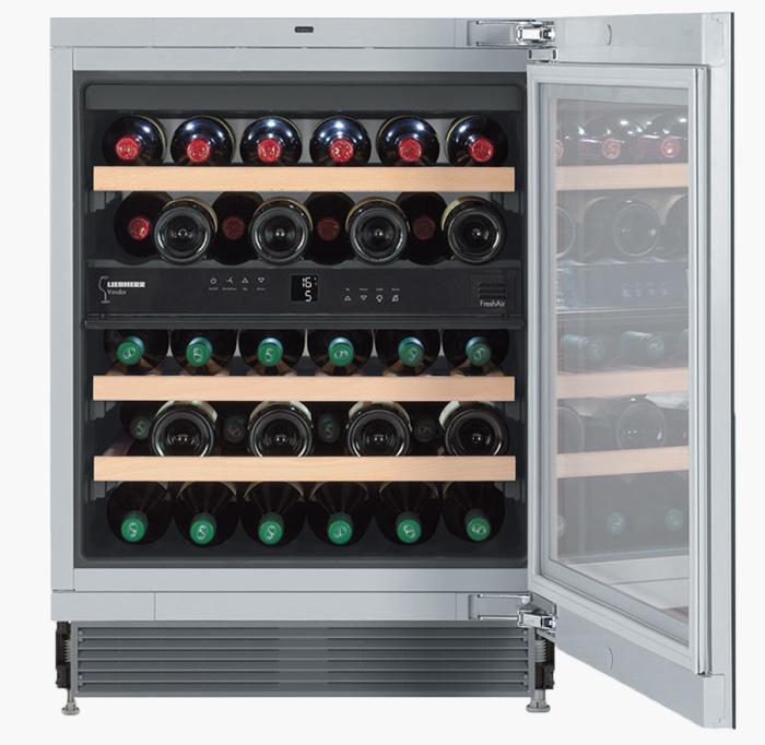 Vinidor - Weintemperierschrank von Liebherr